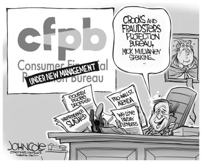Consumers not protected