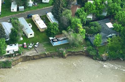 Flood Mullowney bank