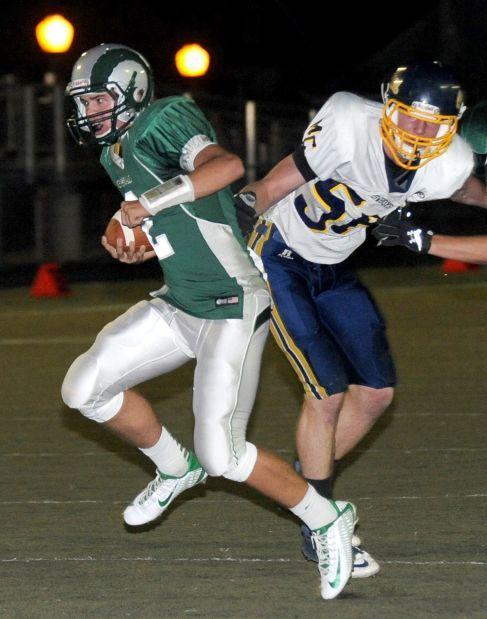 Billings Central Vs Miles City Football High School