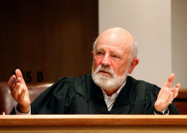 District Court Judge G. Todd Baugh