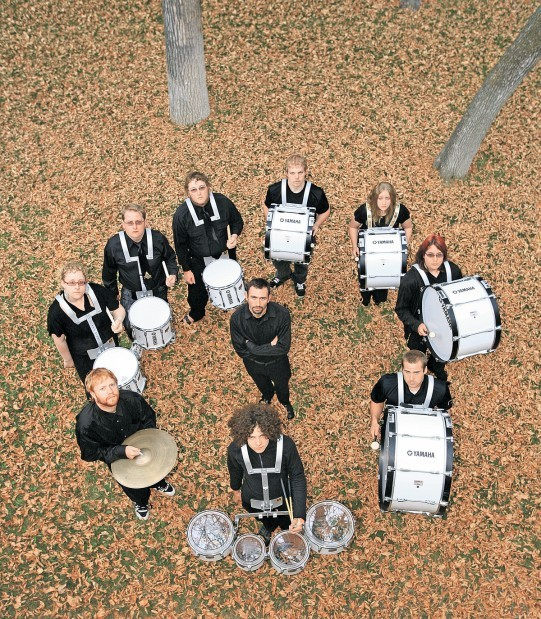 Rocky Mountain College Drum Line