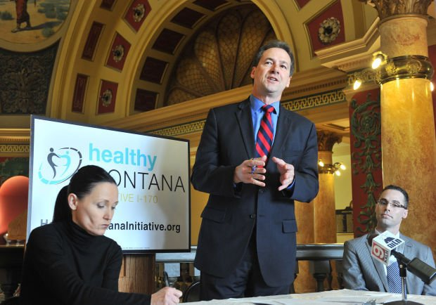 Medicaid expansion initiative