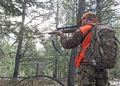 Hunting issues