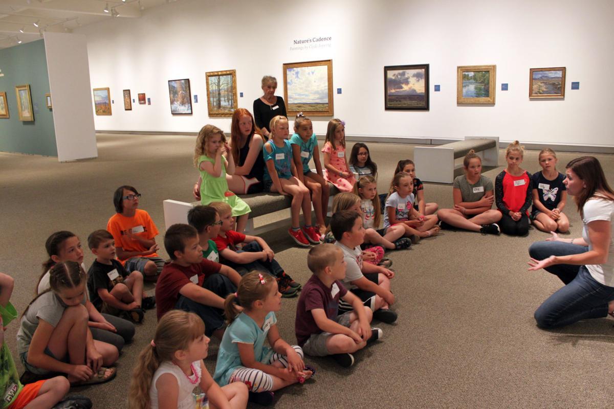 Yellowstone Art Museum Summer Art Studio