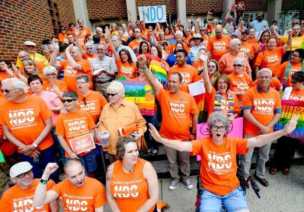 Church rally for NDO
