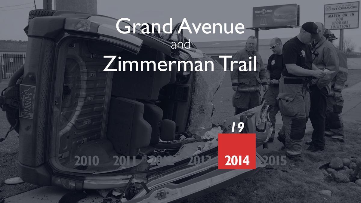 Grand Avenue & Zimmerman Trail