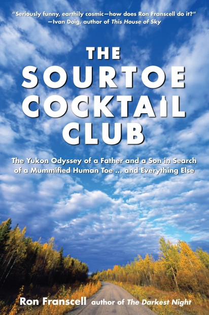 """""""The Sourtoe Cocktail Club"""""""