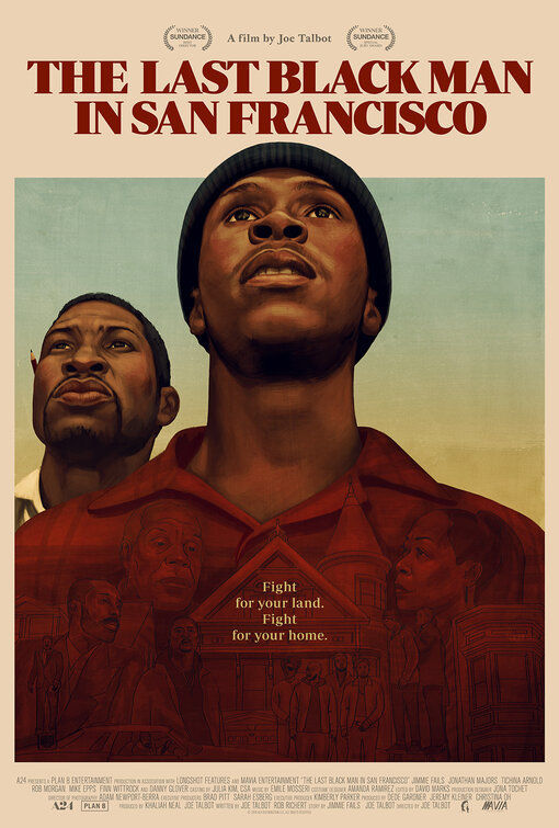 Last Black Man in San Francisco