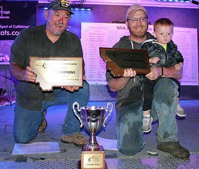 Catfish winners
