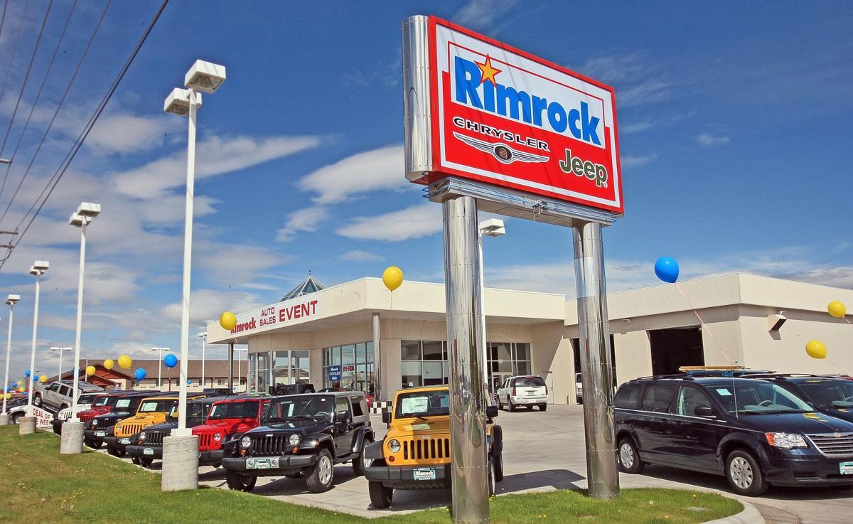 Rimrock Chrysler Jeep