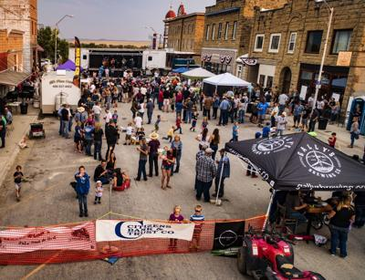 If small town music festivals are your thing, you're in luck this