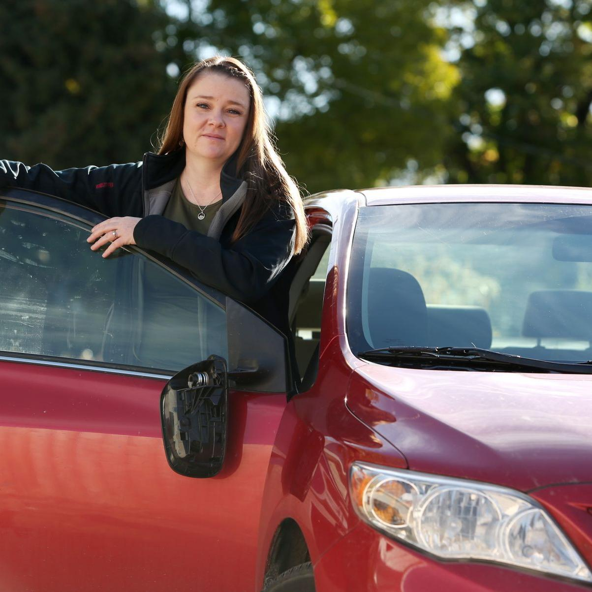 A car is stolen every 10 hours in Billings, and it takes a