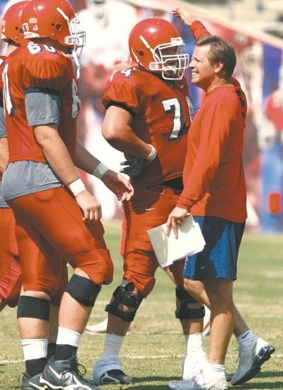 Montana native Jim McElwain at Fresno State after year in NFL