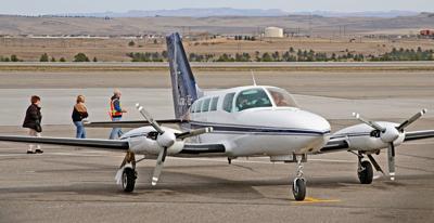 Cape Air passengers