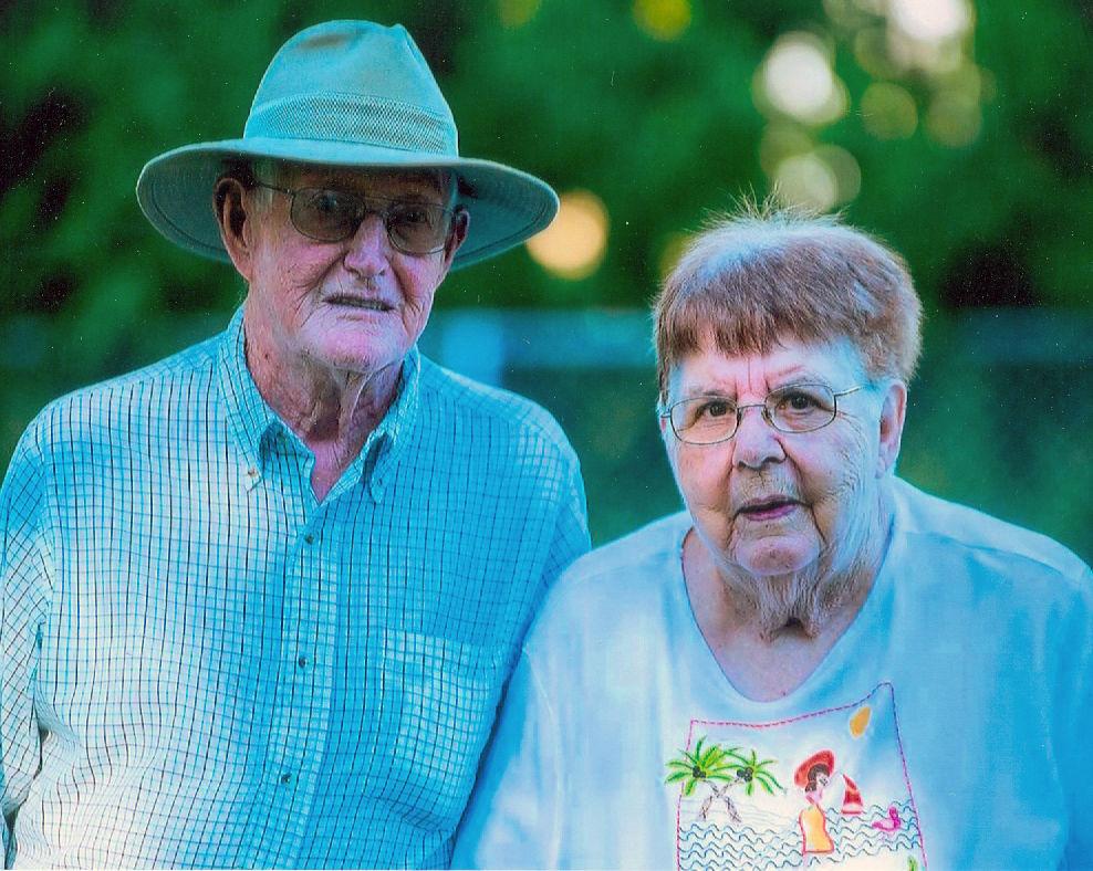 Henry 'Ed' and Roberta Hansen