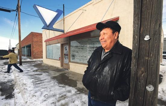 New shelter provides refuge from winter cold