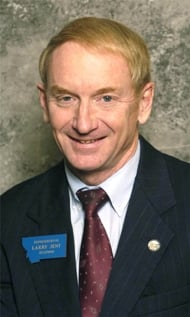 Larry Jent