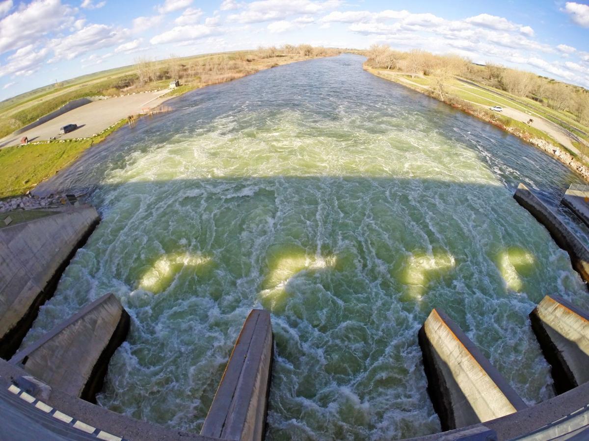 Afterbay Dam