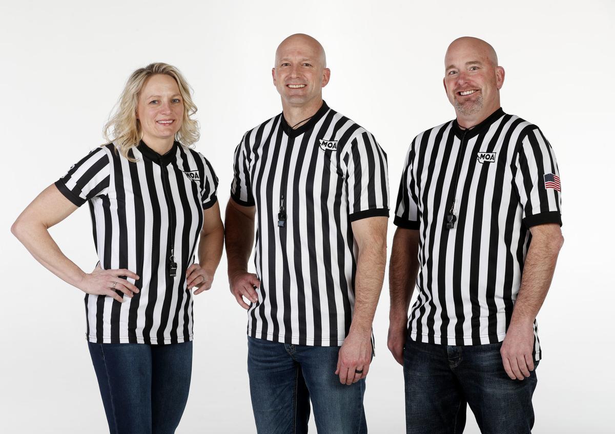 Elkin referees