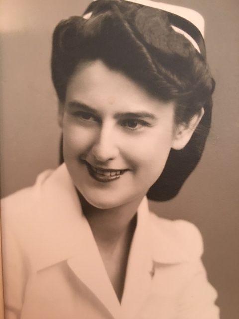 Frances Margaret Hallett Eakman