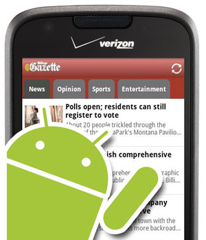 Billings Gazette Droid App