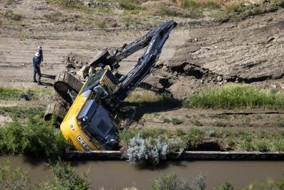After flooding, Billings officials assessing ditch near neighborhoods