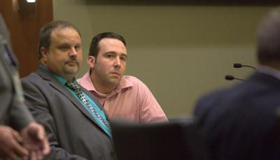William Hoehn participates in jury selection