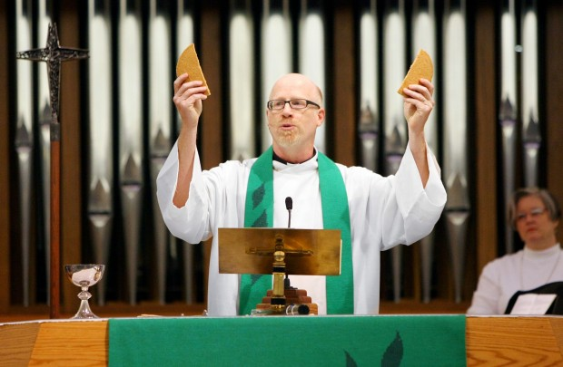 The Rev. Joel Westby