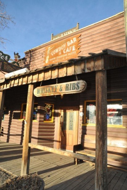 Cowboy Bar Has Been Serving Outlaws For 119 Years