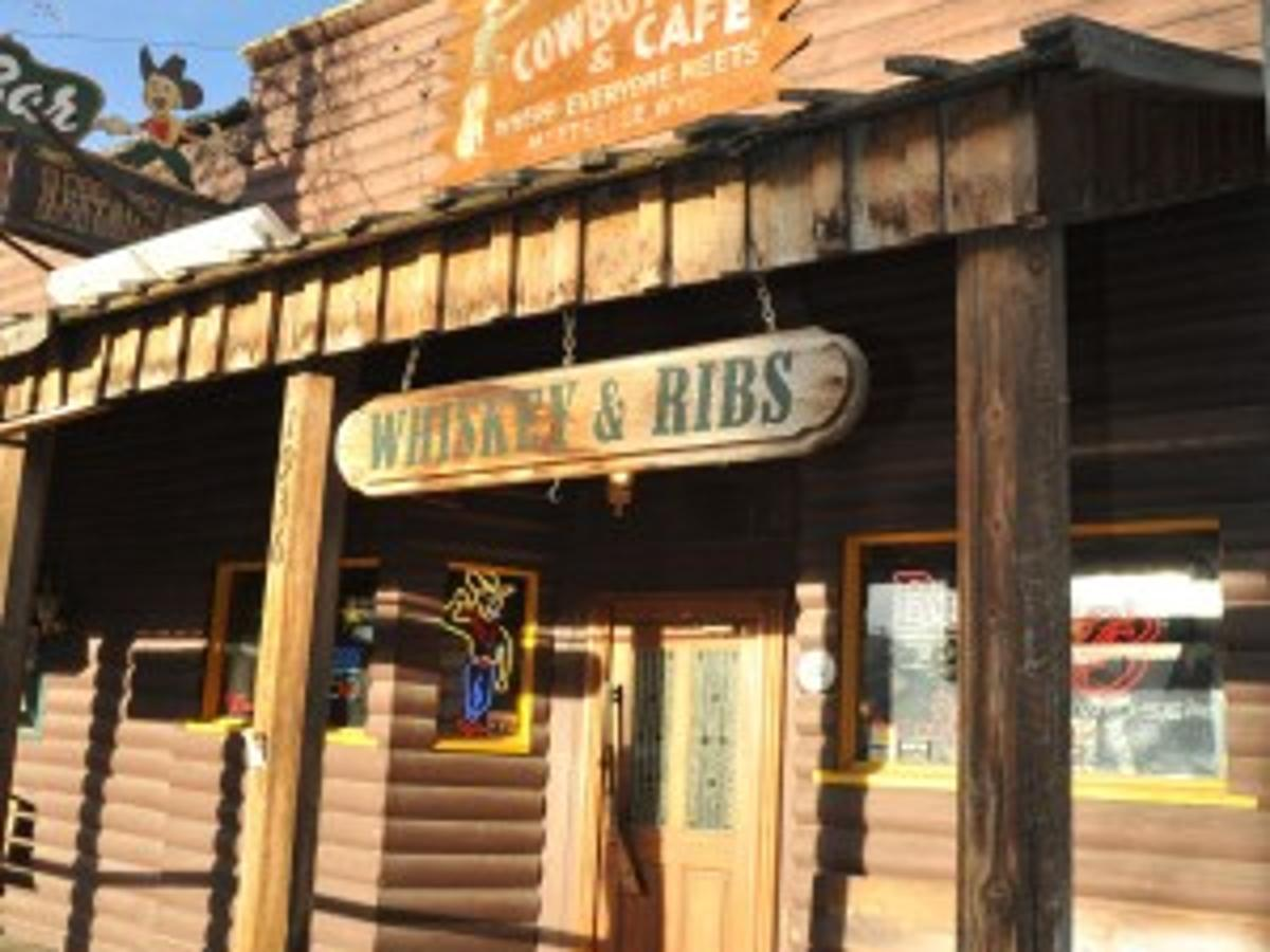 Cowboy Bar Has Been Serving Outlaws For 119 Years Wyoming News Billingsgazette Com