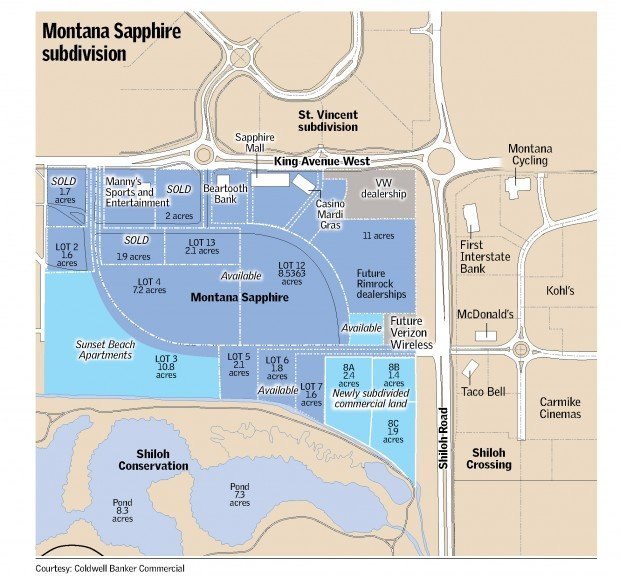 Montana Sapphire subdivision takes off Local