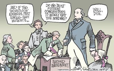 Editing the Second Amendment