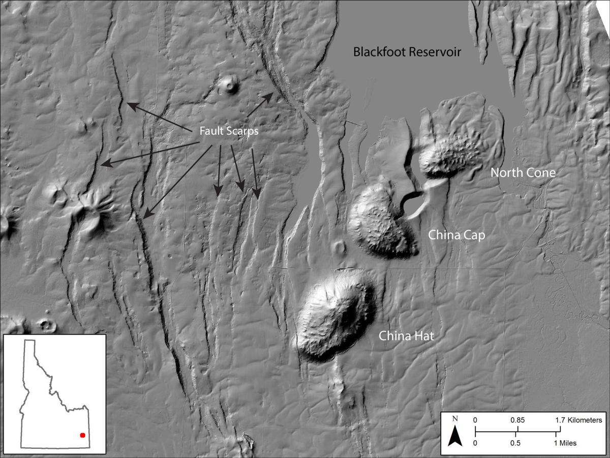 Blackfoot Volcanic Field