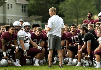 Montana Football Practice (copy)