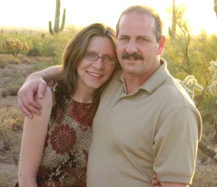 Cheri and Chad Harris