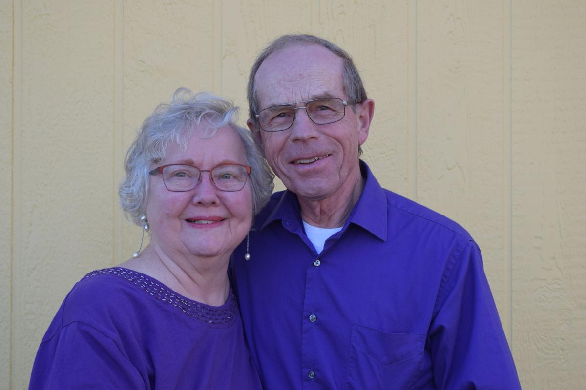 Delmer and Ruth Yoder today