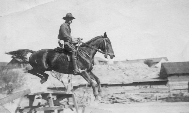 """Capt. Roy V. Morledge on Bob, Del Rio, TX"""