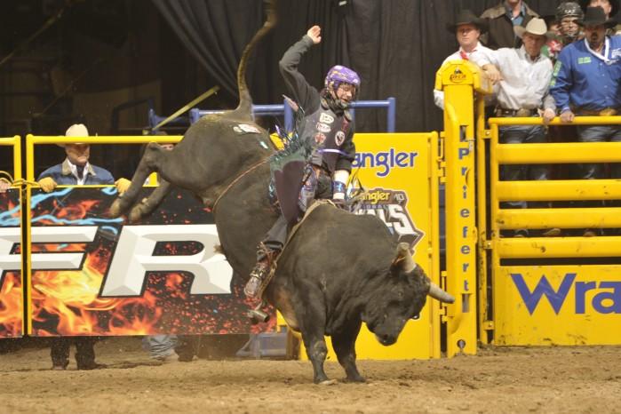 Powell Bull Rider Kanin Asay Overcomes Heartbreak To Earn