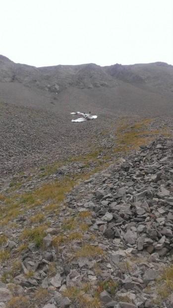 Billings Teen Recounts Surviving Plane Crash In Mountains Near - Mountainous terrain aircraft accidents map us