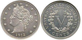$1 million offered for missing 1913 nickel