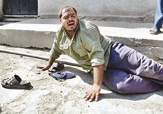 TOPIX IRAQ CAR BOMB