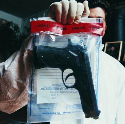 Gun evidence