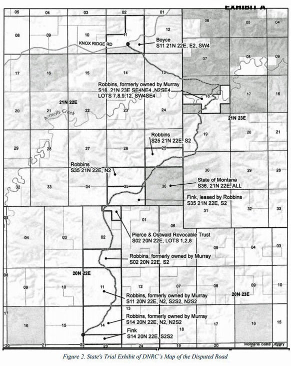 Mabee map