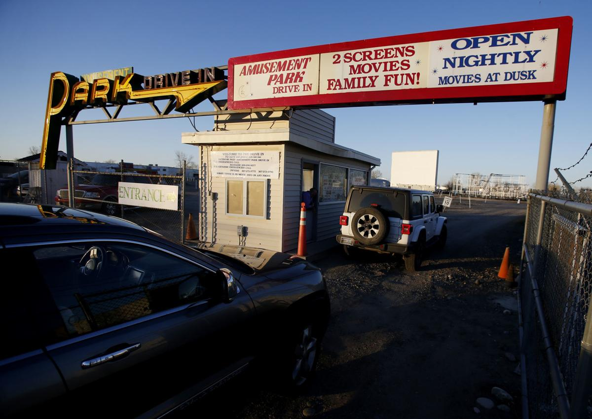 State Says It Erred In Saying Drive In Theaters Couldn T Open Local News Billingsgazette Com