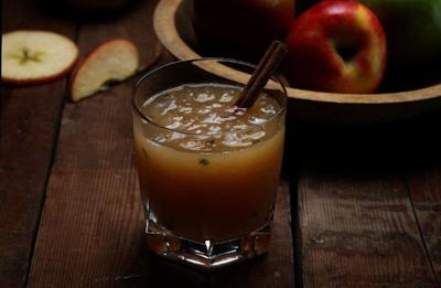 Recipe of the Day: Thanksgiving Kickoff Cocktail
