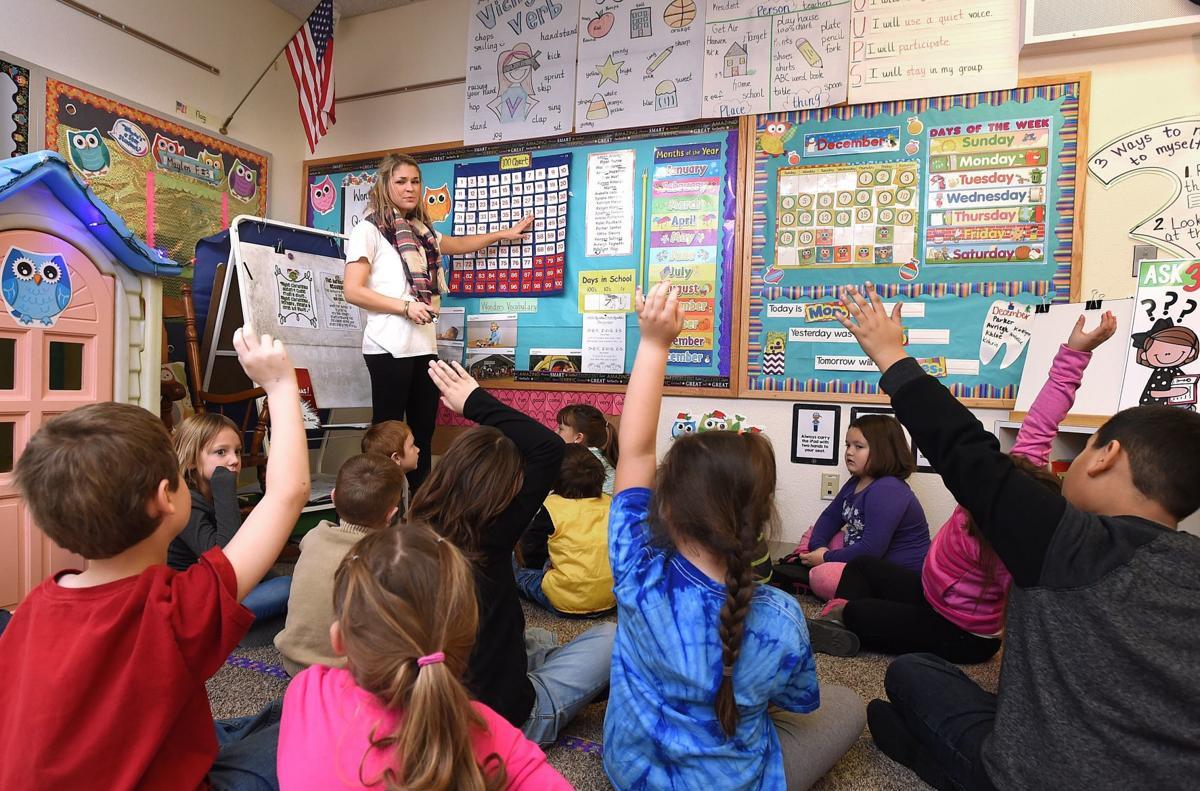Big Sky classroom