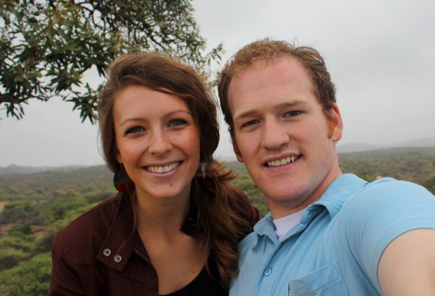 Meredith and Seth Nehring