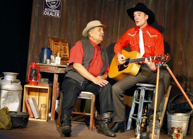 """Brown, Pretlow in """"Hank Williams: Lost Highway"""""""