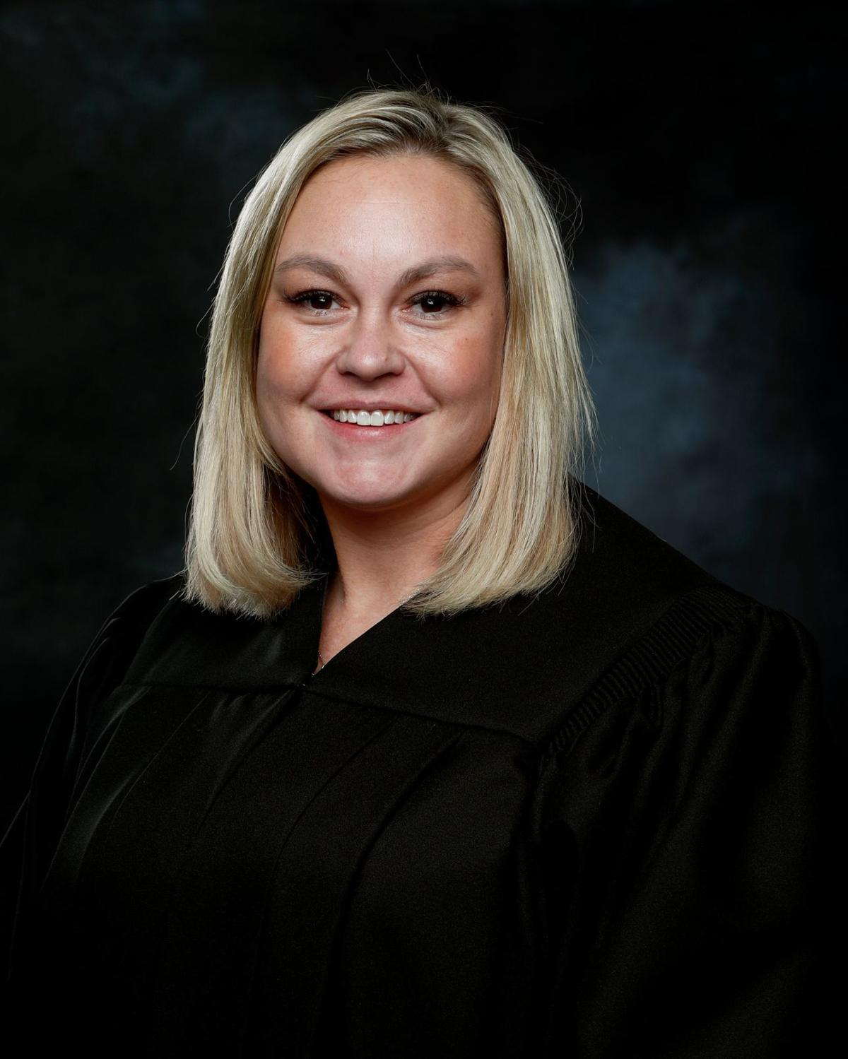 Judge Ashley Harada