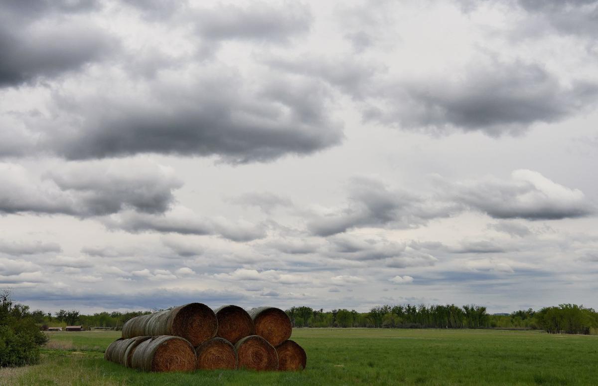Clouds in Hillcrest
